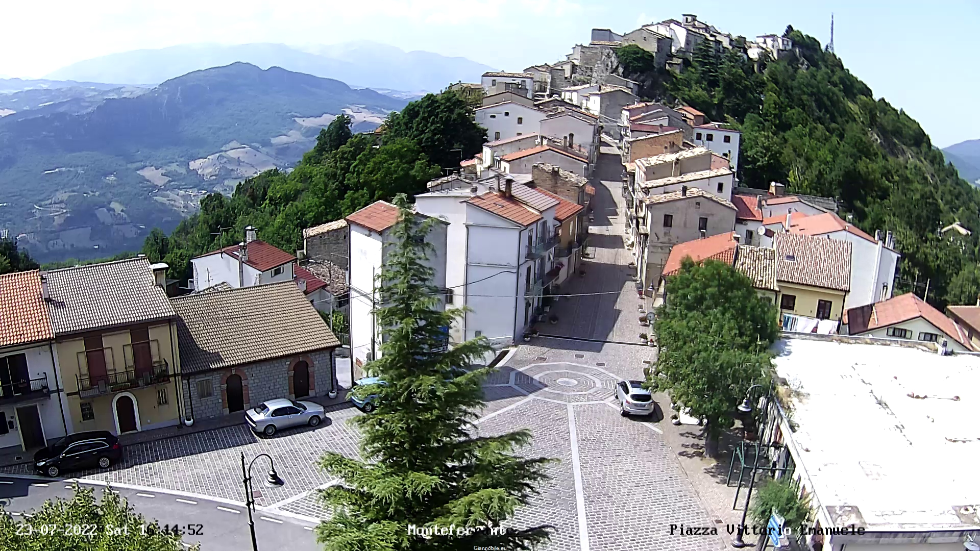 Webcam monteferrante